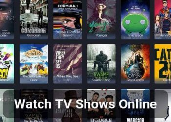 Streaming Sites to Watch TV Shows