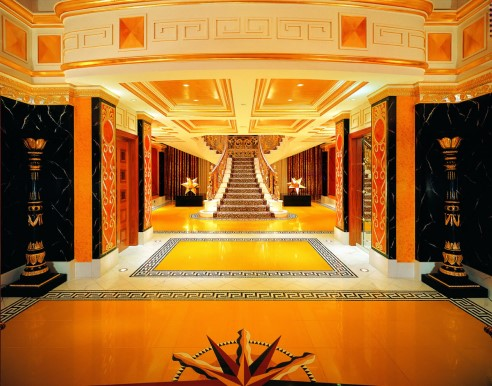 Burj Al Arab Dubai Hotels