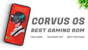 Corvus OS
