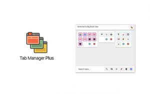 Tab Manager Plus for Chrome