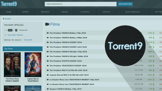 Torrent9 Proxy