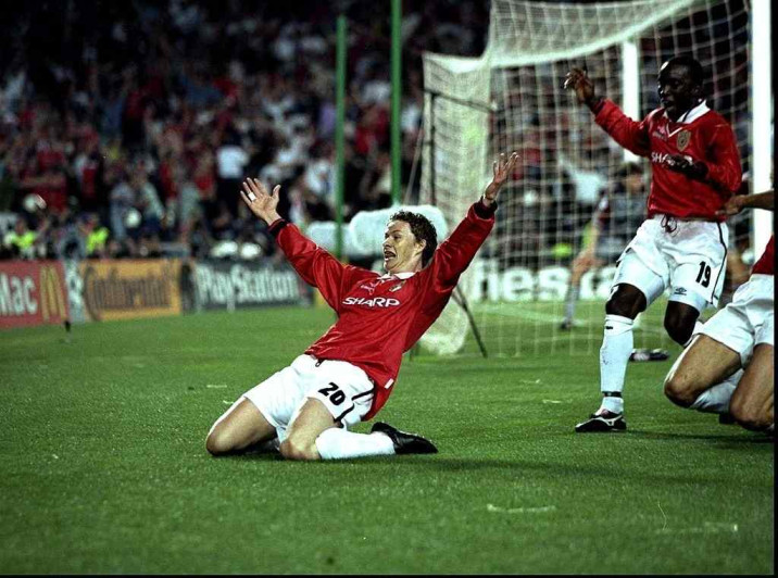 Manchester United's fantastic