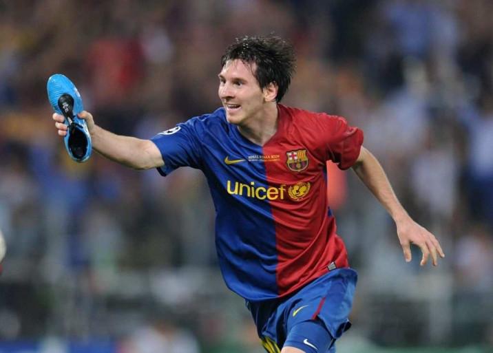 Lionel Messi's