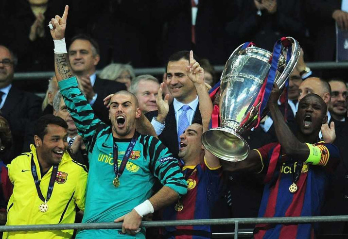 Carles Puyol's