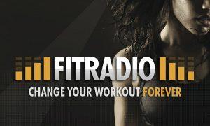 Fit Radio: Train Inspired