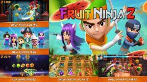 Fruit Ninja 2 – Fun Action Games