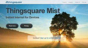 Thingsquare Mist
