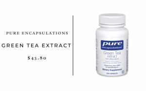 Green Tea Extract by Pure Encapsulations