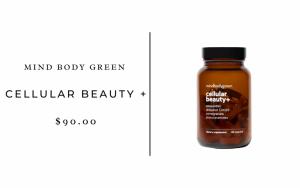 cellular beauty+ by mindbodygreen